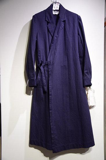 1957 Womens Royal Navy Service (WRNS) work Overrap Coat Made in UK イギリス海軍 ワークコート