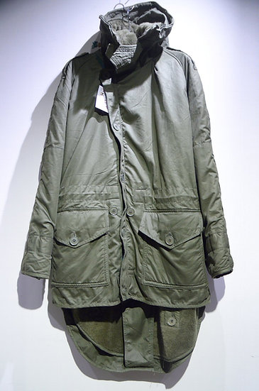 DEADSTOCK 52s Vintage British Army FishTail Middle Parka イギリス軍 ミドルパーカー