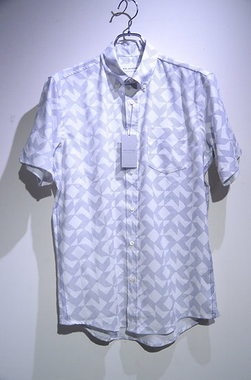 Tripl Stitched BD Short Sleeve Arrows Print Shirt Made in UK トリプルステッチ アロープリントシャツ
