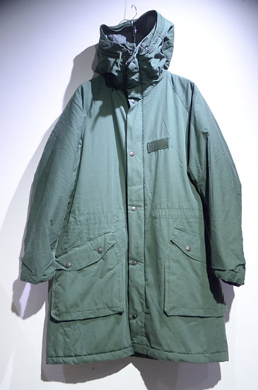 Used 90's Vintage Swedish Army M90 Cold Weather Parka a スウェーデン軍 コールドウェザーパーカ