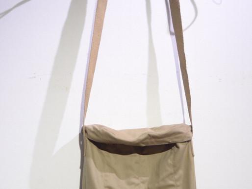 """Vintage British Military Grenade Bag & Tool BAG """"HOLDALL"""" イギリス軍 ヴィンテージ ツールバッグホールドオール"""