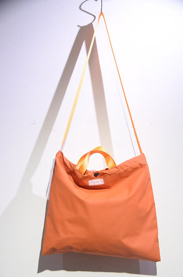 BEE Outerwear Waxed Canvas Shopper Tote Bag ORG Made in London 2way キャンバストートバッグ