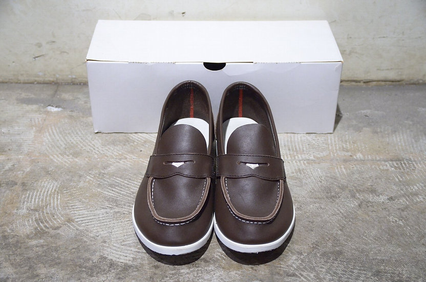 HAiK w/ x Aurlandskoen Archives Loafer Brown Made in Norway ハイク オーランドスコーン ローファー