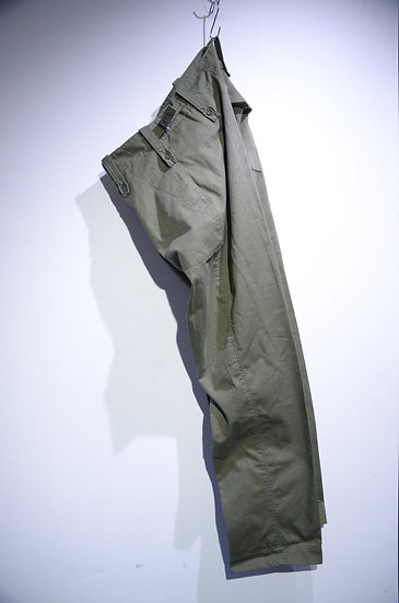 Used 90 ~ 00s British Army Light Weight BDU Trousers イギリス軍 ライトウェイト  ワークトラウザース