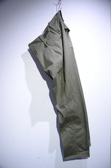 90 ~ 00s British Army Light Weight BDU Trousers イギリス軍 カーキ トレーニング トラウザース