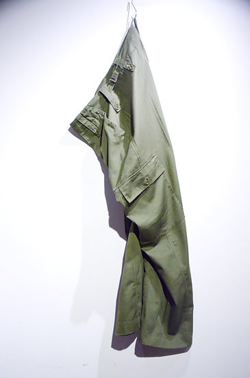 DEADSTOCK 80 - 90s British Army Light Weight BDU Trousers イギリス軍 ライトウェイト トラウザース