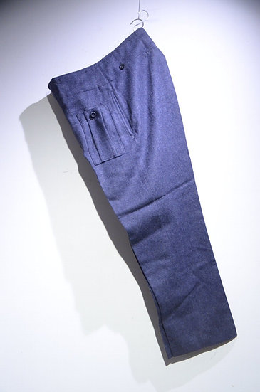 DEADSTOCK 1943s RAF War Service Dress Trousers Size 00 イギリス空軍 ワーサービスドレス トラウザース