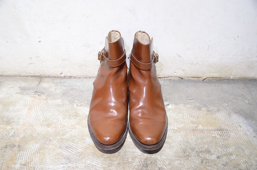 90s Vintage Clarks Jodhpur Boots Made in England ヴィンテージ クラークス ジョッパーブーツ