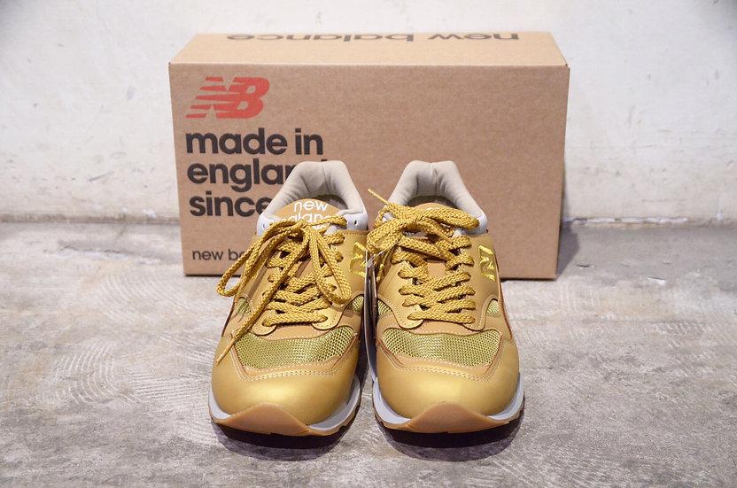 "New Balance M1500 MET METALLIC ""GOLD"" Made in ENGLAND ニューバランス ゴールド イギリス製"