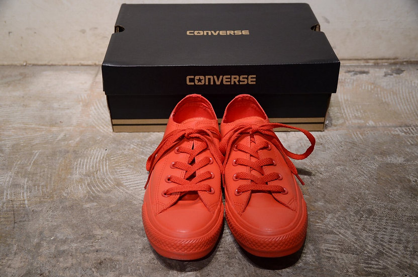Converse Rubber Rain Sneaker Made in Vietnam Size US 4  コンバース ラバーローカット オールスター
