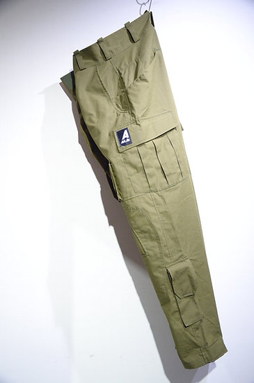 19SS Ark Air COMBAT TROUSERS Green Made in England アークエア スナイパー コンバット トラウザーズ