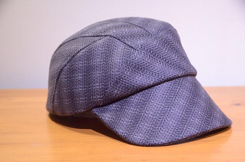 Karen Henriksen 'Lewis' Wool Textile Handmade in London カレンヘンリクセン ウール テキスタイ キャップ