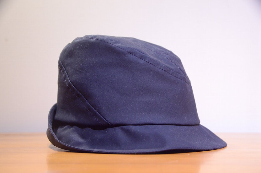 Karen Henriksen Hat 'Hector' Waxed  Handmade in London カレンヘンリクセン ワックスコットン ハット