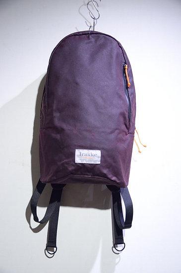 "Trakke Bag ""Fingal"" PURPLE Backpack HandMade In Scotland トラッケバッグ デイバッグ フィンガル"