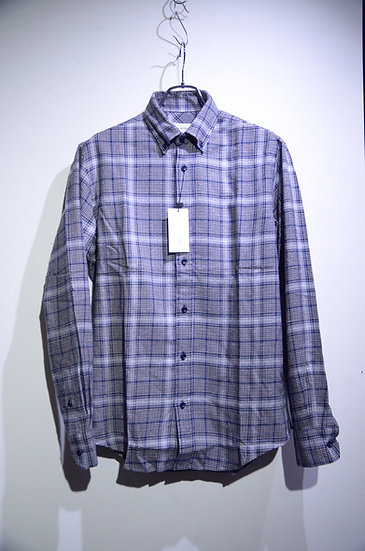 Tripl Stitched hounds tooth Check B.D. Shirt Made in London トリプルステッチ 千鳥 チェックシャツ