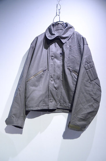 Used 2010s RAF Aircrew MK3 Flight Jacket size5 Made in UK D イギリス空軍 エムケースリー ジャケット