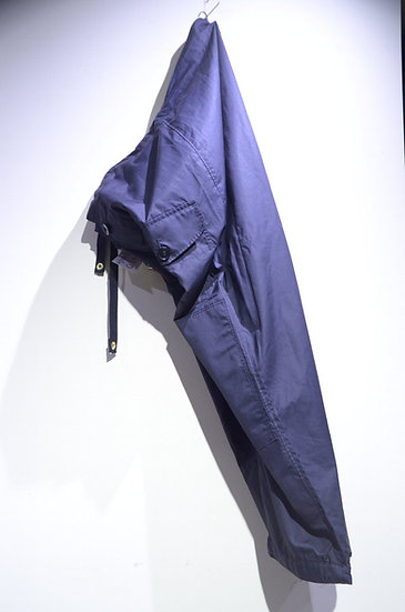 DEADSTOCK 70-80s ROYAL NAVY VENTILE WINDPROOF TROUSERS イギリス海軍  ウインドプルーフトラウザース