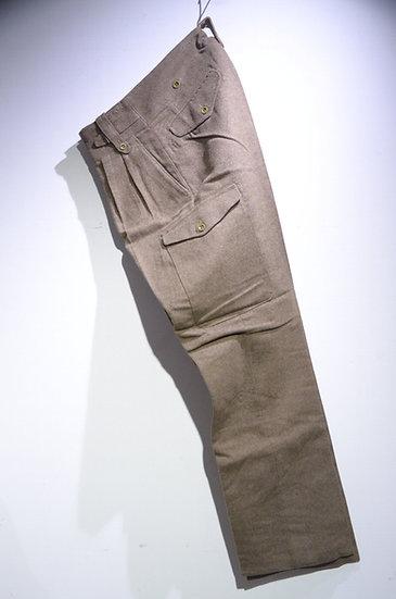 DEADSTOCK 1963 British Army 1946P Battle Dress Trousers No14 イギリス軍  バトルドレストラウザース