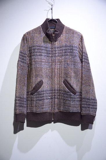 Used Studio Donegal Womens Wool Tweed Jacket Made in  Ireland スタジオドネガル ウールブルゾン