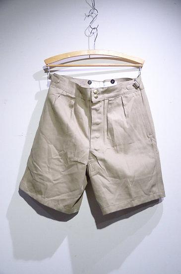 DEADSTOCK 50s Australian Army Chino Shorts Made in Australia オーストラリア軍 チノショーツ