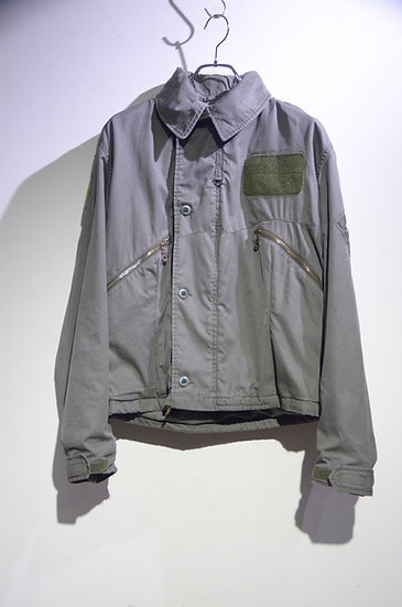 Used 07s British RAF Aircrew MK3 Jacket size7 B Made in UK イギリス軍 マーク3 フライトジャケット