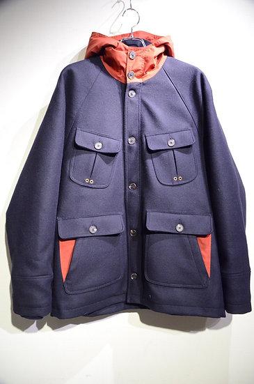 BEE Outerwear 16 Editon Signature Jacket Navy & Red ビーアウターウェア ジャケット