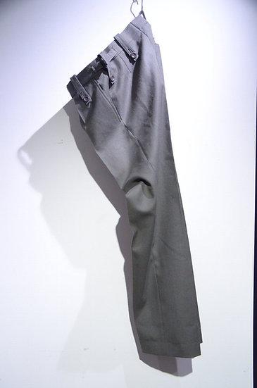 Used British Royal Marines BARRACK DRESS WOOL TROUSERS イギリス軍 バラックドレス ドレストラウザース