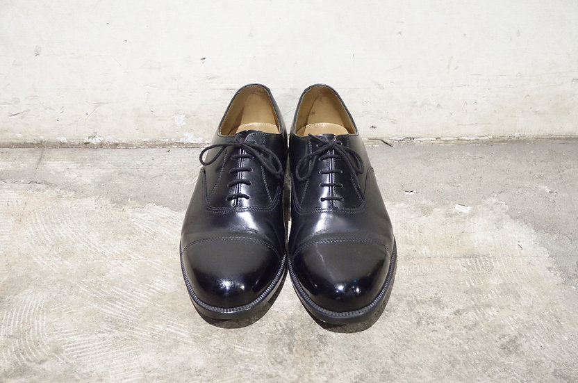 DEADSTOCK British Army & RAF Service Parade Shoes イギリス軍 & 空軍 サービスシューズ