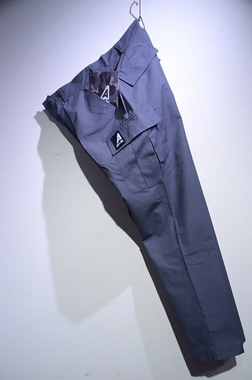 Ark Air Unlined Combat Trousers GRAY Made in England アークエア コンバット カーゴ トラウザーズ