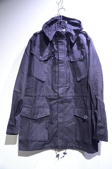 Dead Stock British Force Soldier 95 Ripstop Black Field Jacket イギリス陸軍 フィールドジャケット