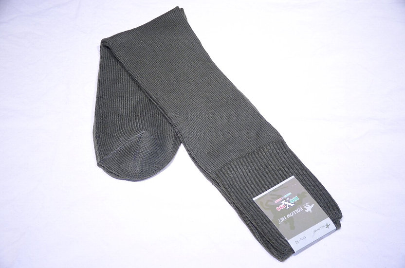 Italian Military Forces Army Socks Made in Italy Dead Stock イタリア軍 ウールソックス