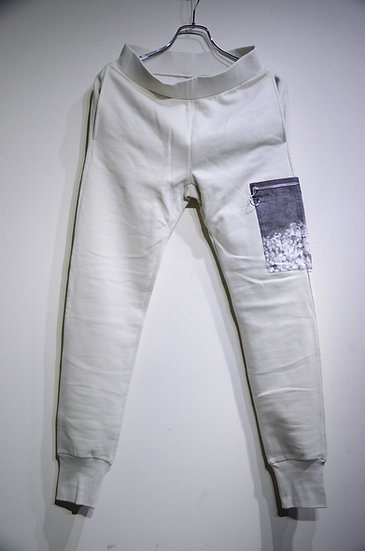 Maison Margiela MM6 Print Pocket Jogger Pants Made in Turky マルジェラ プリント ジョガーパンツ