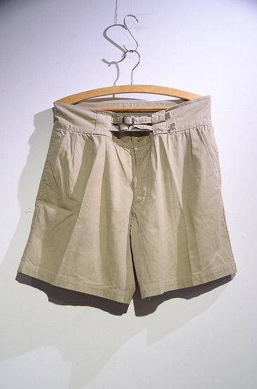 Vintage 1940s British Army Khaki Drill Shorts D Local made イギリス軍 カーキドリル ショーツ