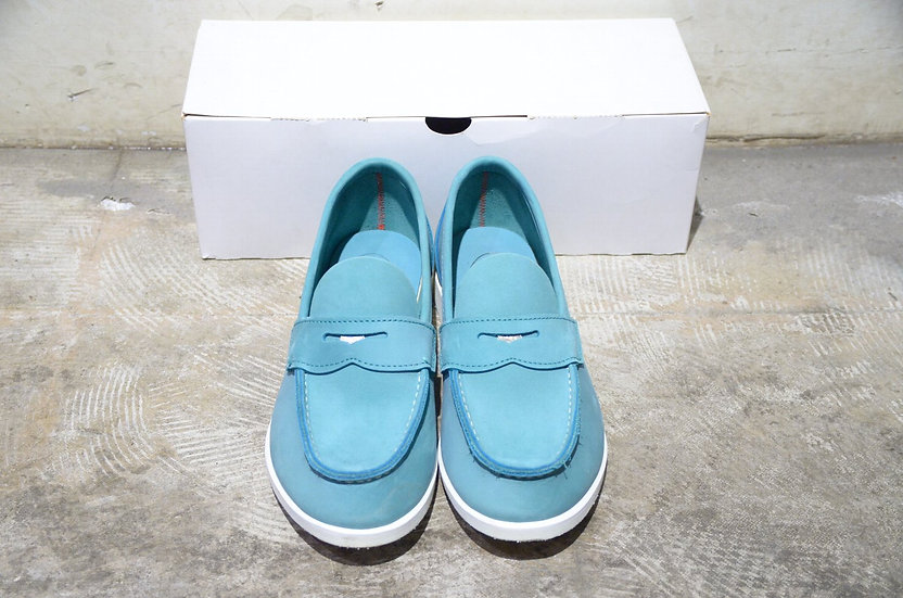 Aurlandskoen Designed HAiK W/ Turquois Loafer Made in Norway ハイク オーランドスコーン ローファー