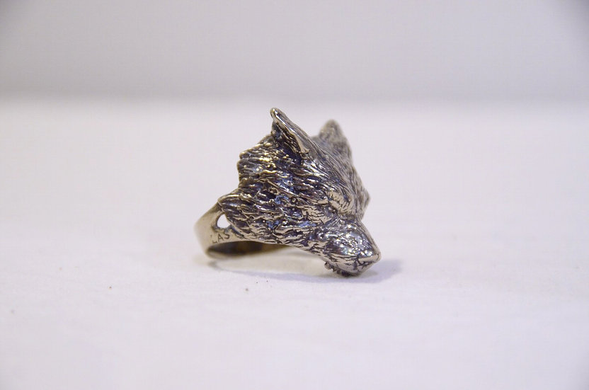 L A S Jewelry Wolf Ring Made in Los Angeles ラスジュエリー ウルフリング