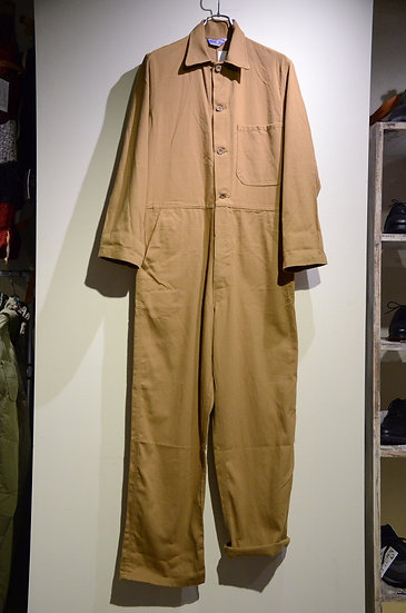 USED 50s PEAKOVALL Coveralls Made in England イギリス製 つなぎ ワークウェア