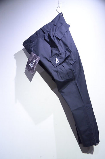Ark Air Unlined Combat Trousers Black Made in England アークエア コンバット カーゴ トラウザーズ