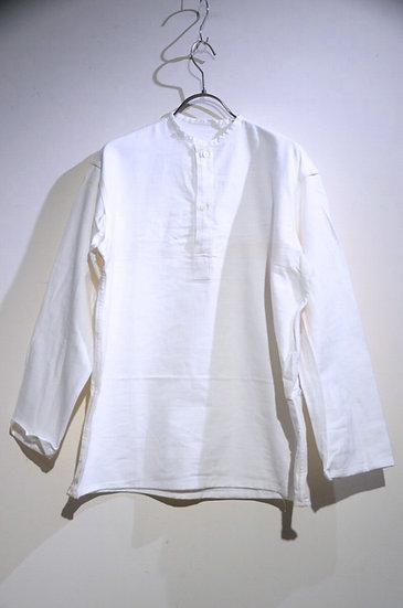DEADSTOCK USSR SOVIET ARMY Sleeping Pyjama Shirt Cut Saw 旧ソ連軍 パジャマ スリーピング シャツ