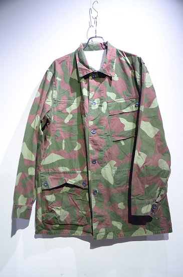 Finnish Army M-62 Reversible Camo Jacket Made in Finland フィンランド軍 リバーシブル カモジャケット