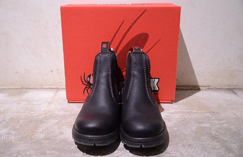 レッドバック オーストラリア サイドゴア 防水 ワーク ブーツ ロッシ ブランドストーン フルグレインレザー