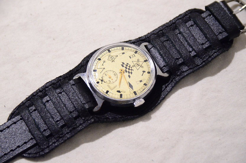 ヴィンテージ フリーメイソン 時計 コレクション 秘密結社 アイテム