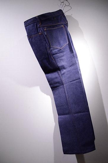 Wescot ウェスコット デニム ジーンズ ヴィンテージ イギリス製 パンツ 50s 60s 70s テーパード スリム レギュラー 生デニム リジットデニム 希少