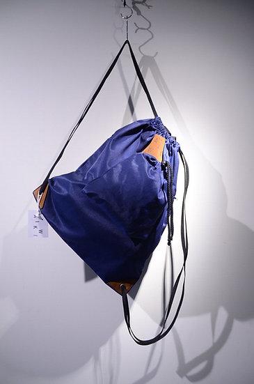 ハイク ナップサック おしゃれ モード カジュアル ファッション ネイビー グレー ブラック リュック バッグ