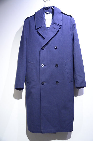 Vintage Royal Air Force RAF Double Breasted Wool RainCoat イギリス空軍 ダブルレインコート