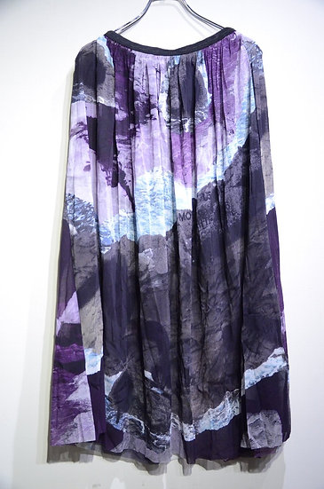 Maison Margiela MM6 Elastic Maxi Skirt Made in Italy メゾンマルジェラ マキシスカート