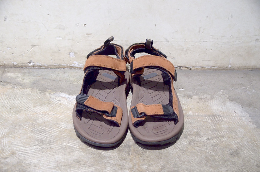 Used British Army suede leather Tropical Sports Sandal イギリス軍 トロピカル スポーツ レザーサンダル