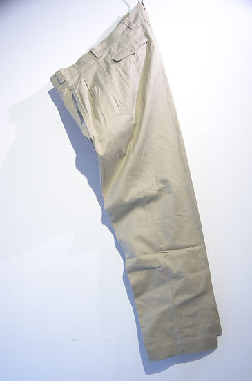 DEADSTOCK 1960s French Army M-52 Chino Trousers ヴィンテージ フランス軍 M52 チノトラウザース