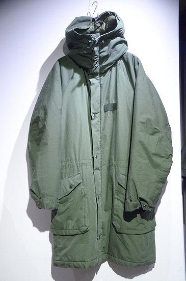 Used 90's Vintage Swedish Army M90 Cold Weather Parka f スウェーデン軍 コールドウェザーパーカ