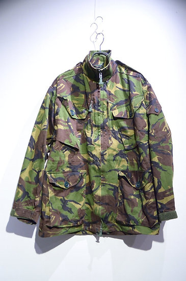 British Army TEMPERATE DPM CAMO COMBAT JACKET Made in UK イギリス軍 コンバットスモックジャケット