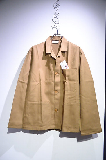 WSC WORKWEAR  Engineers Jacket Made in England KHAKI ワーク エンジニアードジャケット